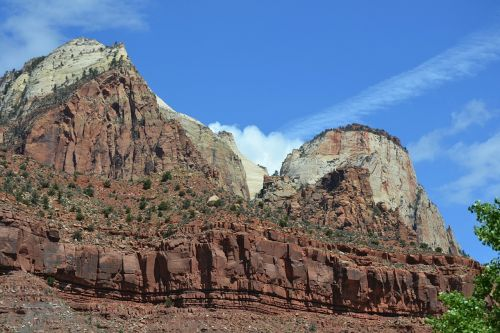 zion zion national park canyons
