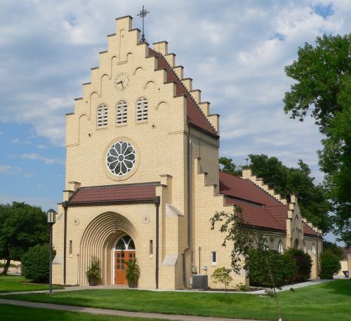 zion chapel mosaic