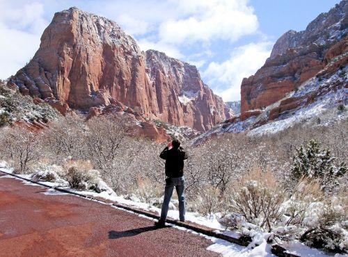 zion national park national park rock formation