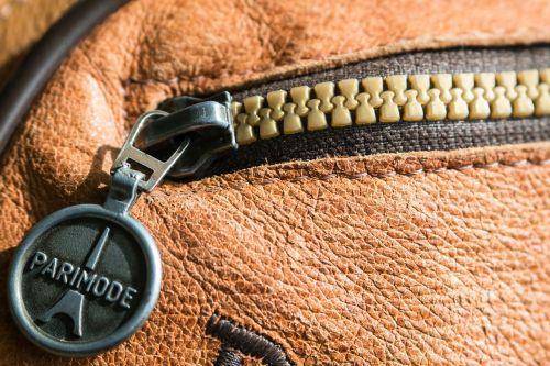 handbag zip bag
