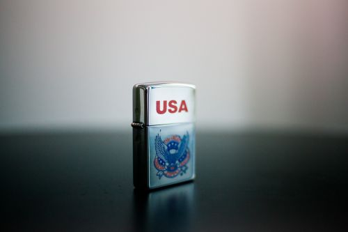 zippo cigarette lighter usa