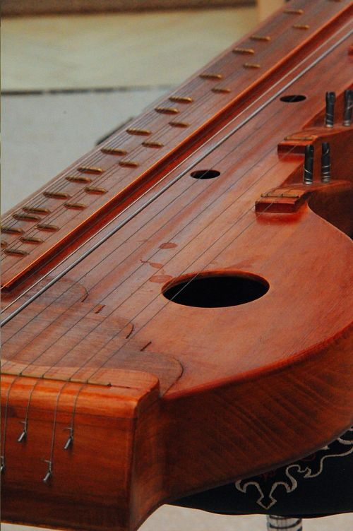 zither musical instrument string instruments