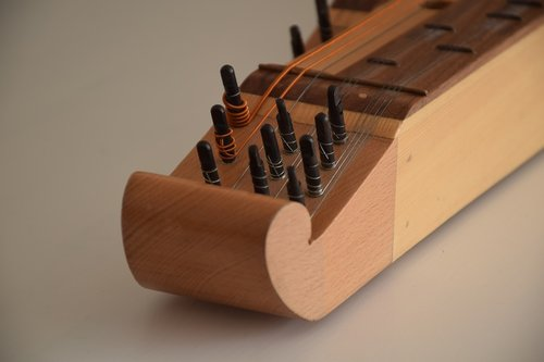 zither  musical instrument  music