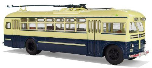 ziu mtb trolley bus