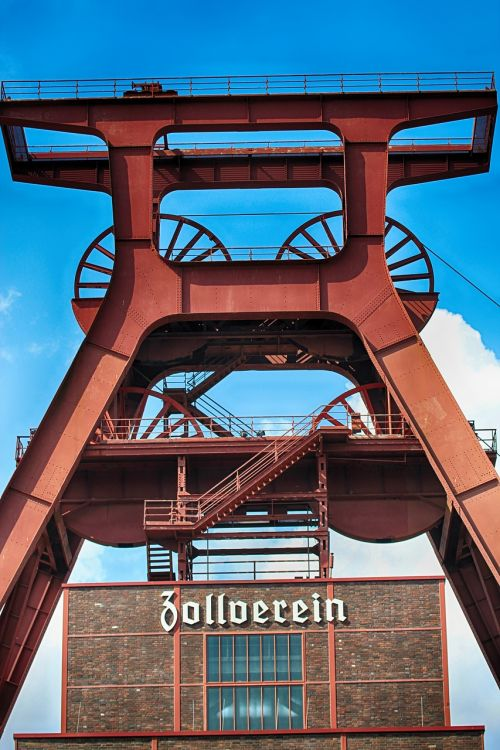 zollverein bill industrial