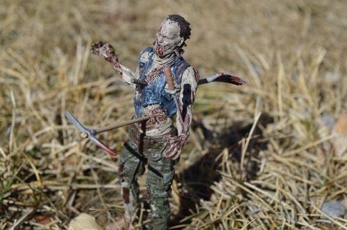 zombie walking dead monster