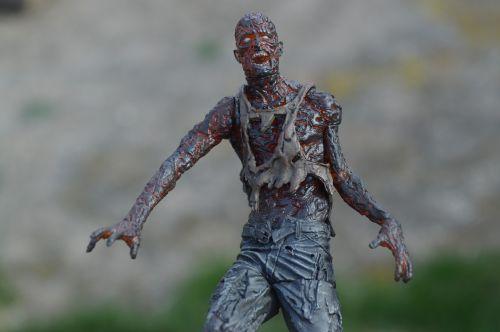 zombie the walking dead undead