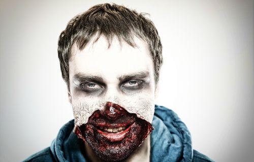 zombie spooky horror