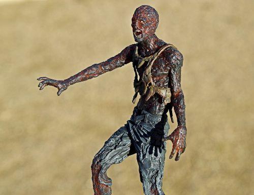 zombie walking dead undead