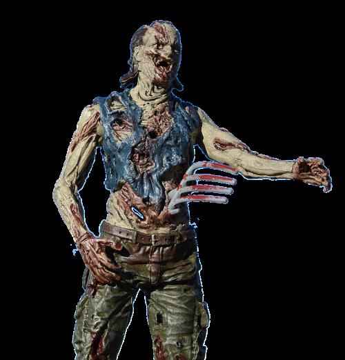 zombie walking dead death