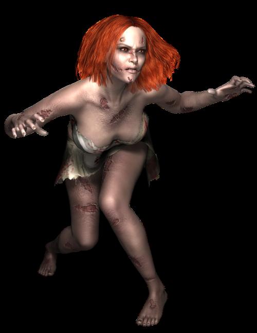 zombie undead horror