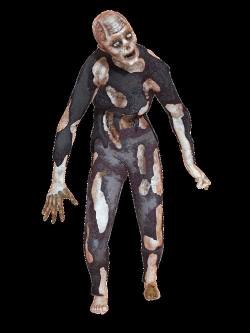 zombie man horror