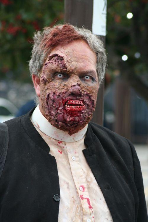 zombie zombie walk halloween