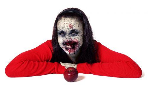 zombie halloween horror