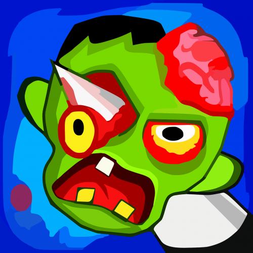 zombie monster frankenstein