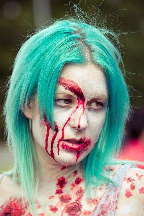 zombie  zombie walk  undead