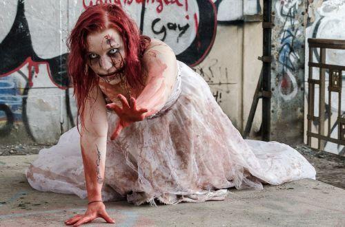 zombie undead monster