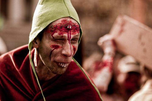 zombie flesh eater dead