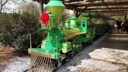 zoo train gulf port