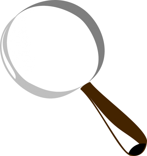 zoom magnifying glass loupe
