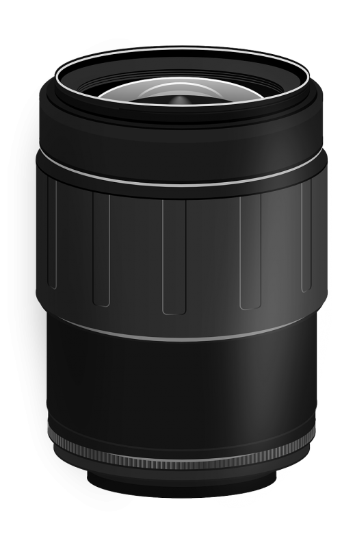 zoom lens object lens camera