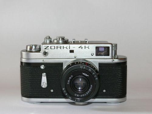 zorki cameras film