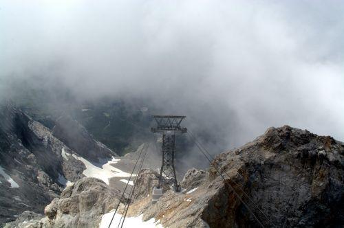 zugspitze glacier garmisch
