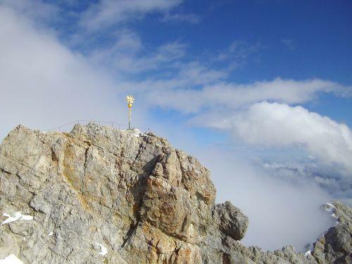 zugspitze alpine mountain