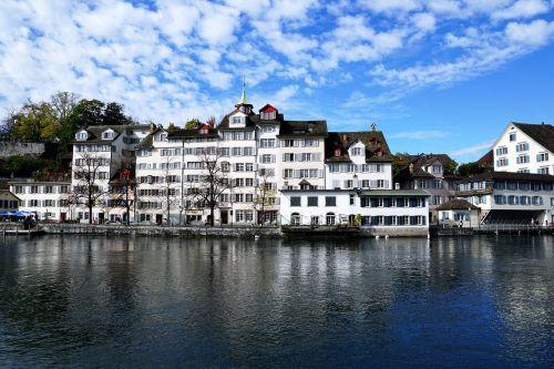 zurich city switzerland