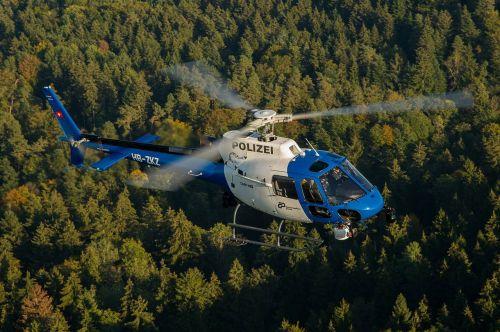 zurich cantonal police helicopter zurich