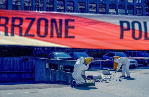zurich cantonal police crime scene crime