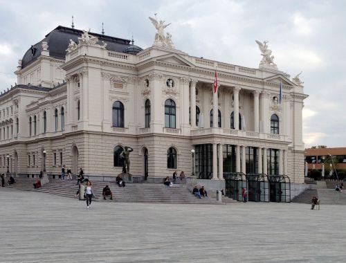 zurich opera house zurich switzerland