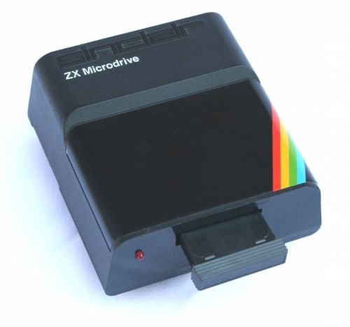 ZX Microdrive